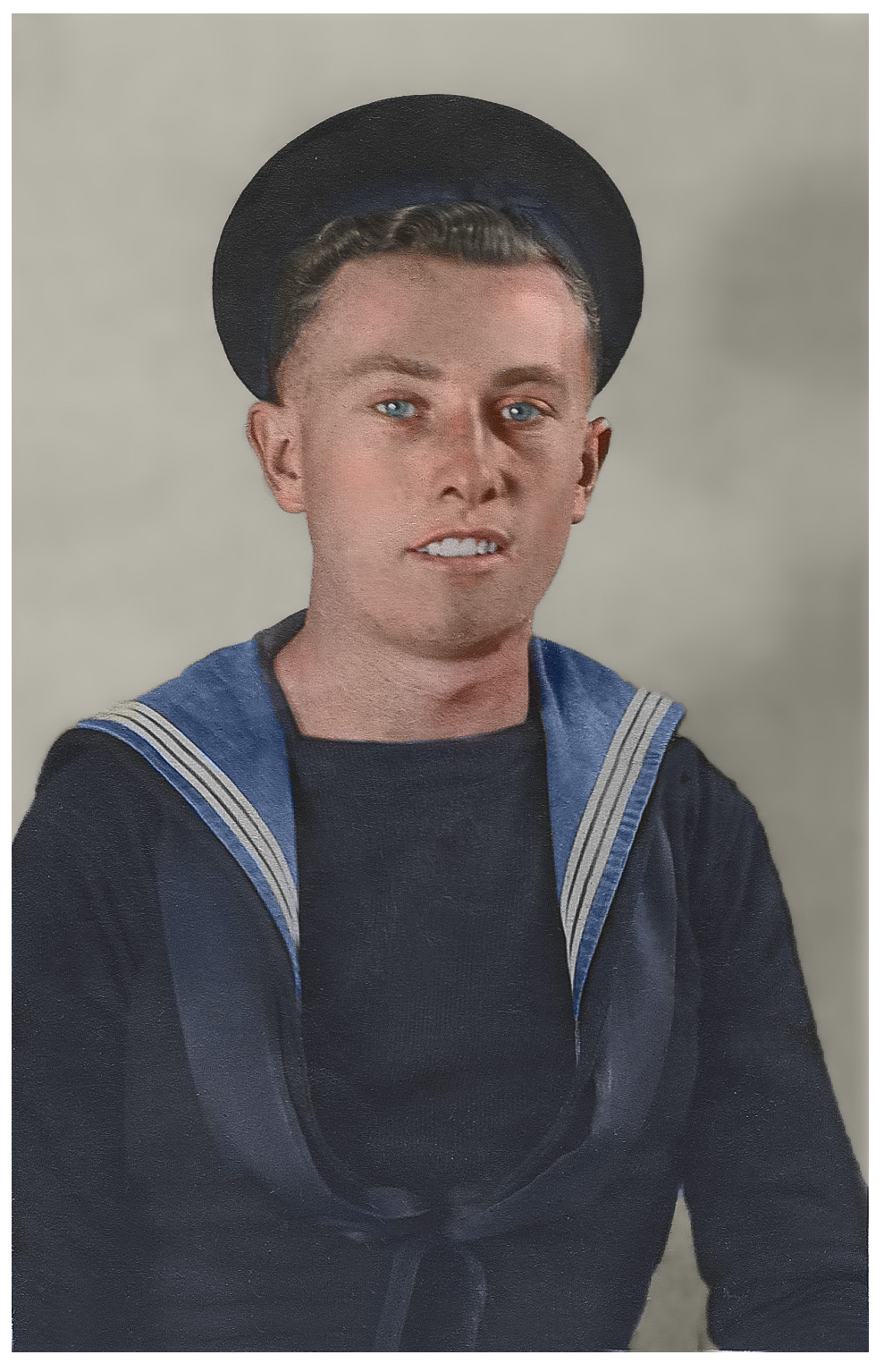 Royal Navy Photo Colourisation