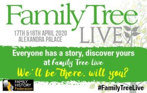 Photo Restoration Co at Family Tree Live